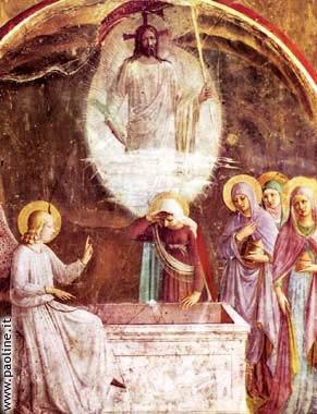 Marie al Sepolcro Angelico