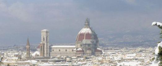 Possibilità di neve su Firenze-2