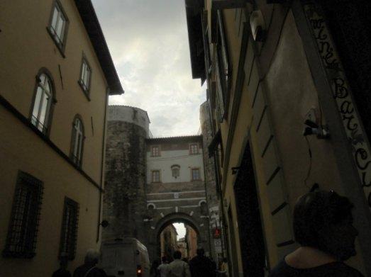 Lucca porta